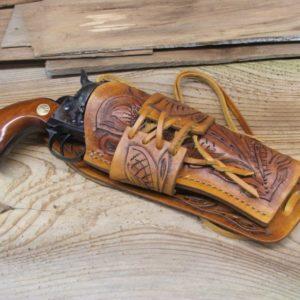 Leather Holster Colt SAA